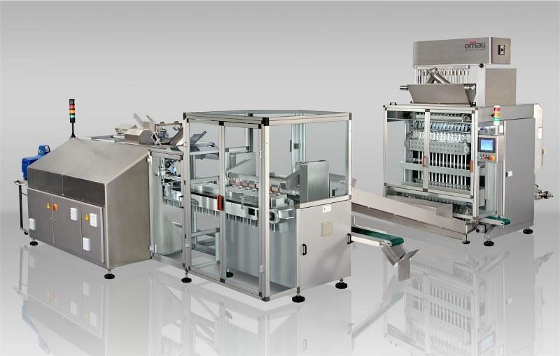 Macchine confezionatrici verticali: ti presento la soluzione più efficace ed efficiente per confezionare qualsiasi prodotto.