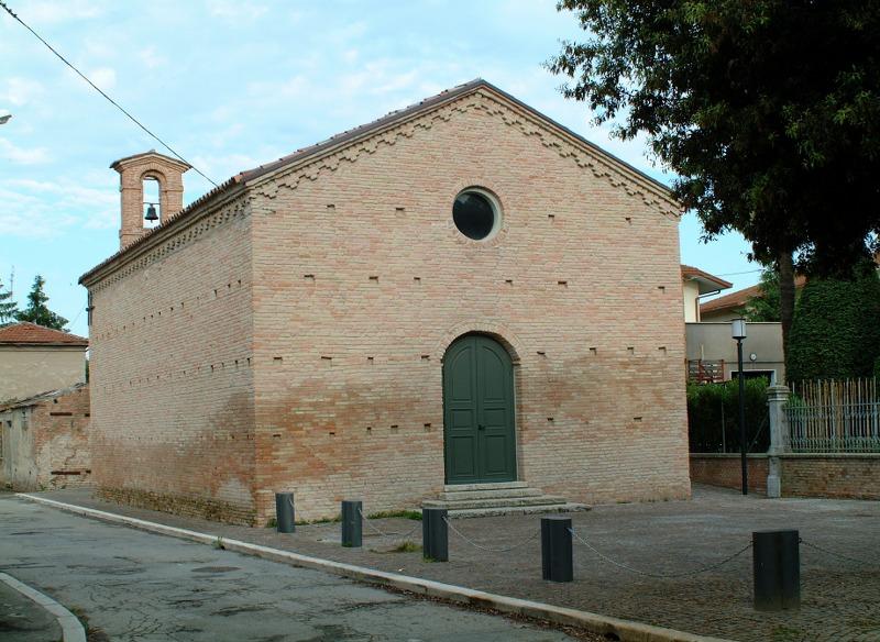 Fai un salto a Gatteo per visitare l'Oratorio di San Rocco!