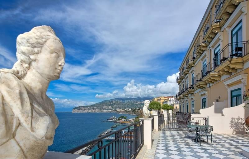 Le migliori location per l'anteprima di matrimonio in Campania