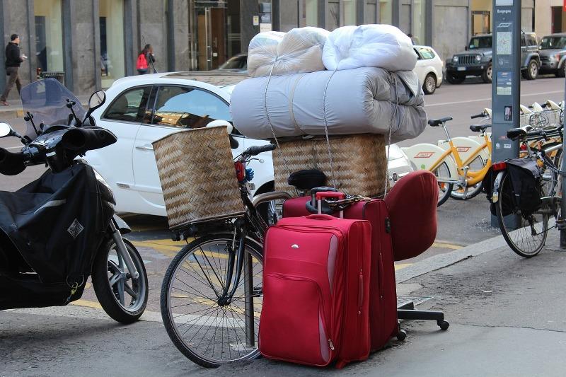 Come organizzare un trasloco in una nuova città senza stressarsi