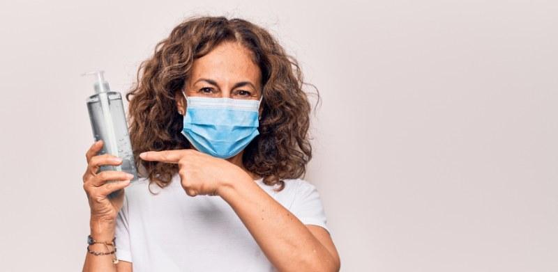 L'importanza delle mascherine e del gel igienizzante per ridurre i rischi da Covid-19