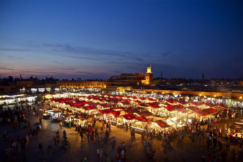 Marrakech, la città che farà sognare le vacanze post covid